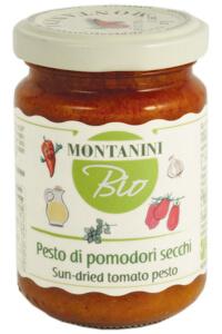 Montanini Biologico Pesto pomodori secchi