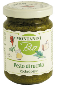 Montanini Biologico Pesto rucola