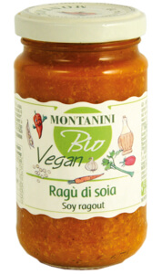 Montanini Biologico Ragu soia