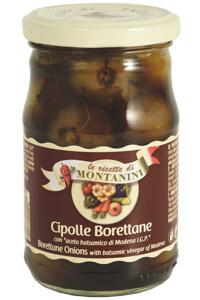 Montanini Cipolle borettane Aceto Balsamico Modena