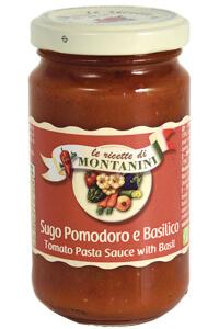Montanini Sugo pomodoro basilico