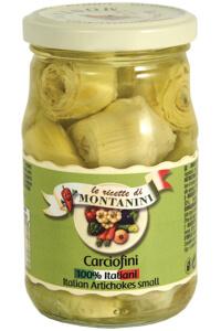 Montanini Italian artichokes in oil