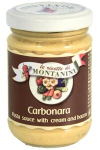 Montanini carbonara sauce