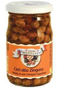 Montanini chickpea appetizer