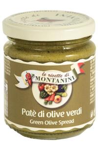Montanini green olive paste