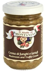 Montanini mushroom truffle cream