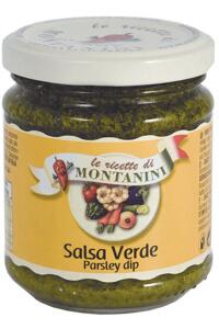 Montanini green sauce parsley dip