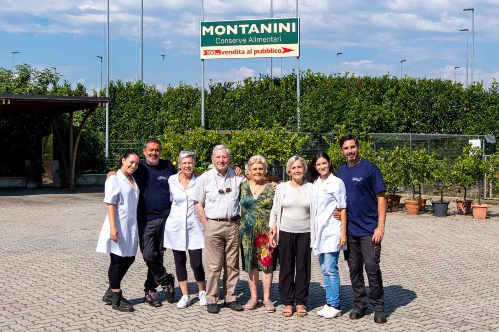 Montanini Conserve Alimentari family
